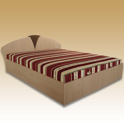 Dvigulė lova su spyruokliniu čiužiniu