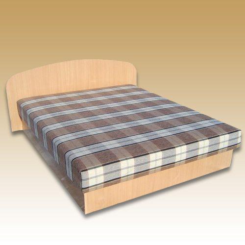 Dvigulė lova su patalynės dėže
